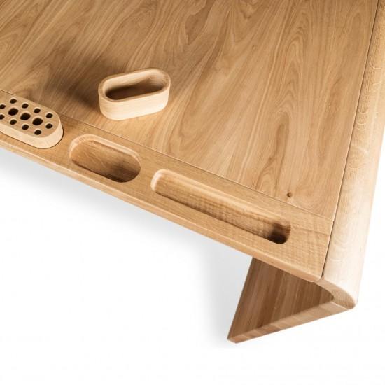 Письменный стол М5150 с планкой-органайзер