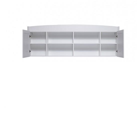 Шкаф настенный Salerno, SFW 2D, белый