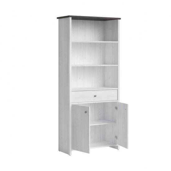 Шкаф комбинированный Порто REG2D1S (сосна ларико/джанни)