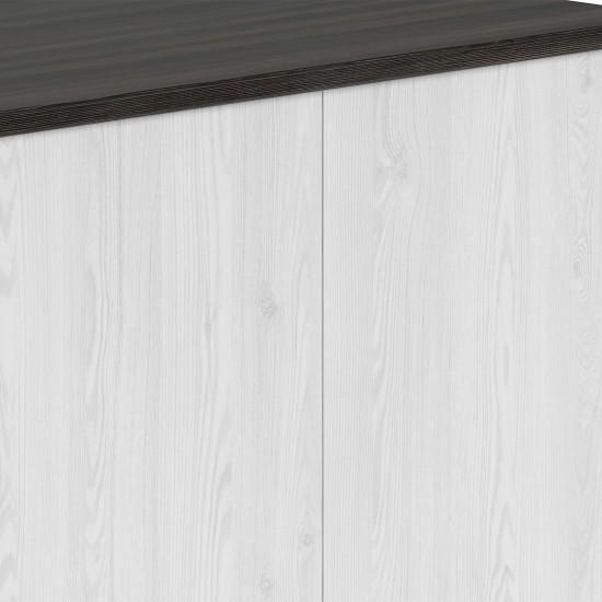 Шкаф платяной Порто SZF2D1S (сосна ларико/джанни)