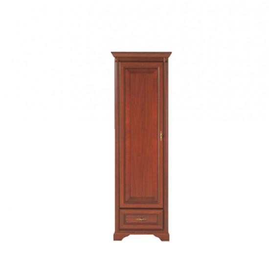 Шкаф платяной, правый Stylius  nszf 1d1sp,черешня античная