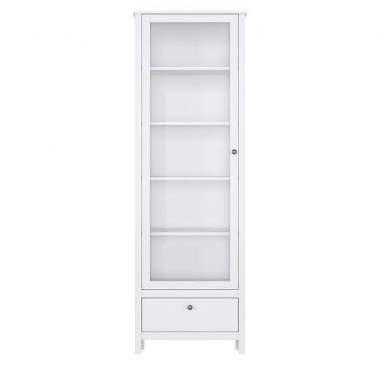 Шкаф с подсветкой Helga REG1W1S/65, белый