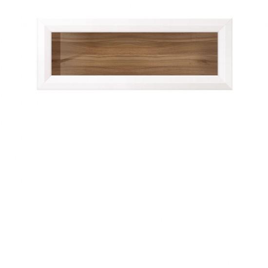 Шкаф навесной Malta SFW1W/11, лиственница сибирская / орех лион