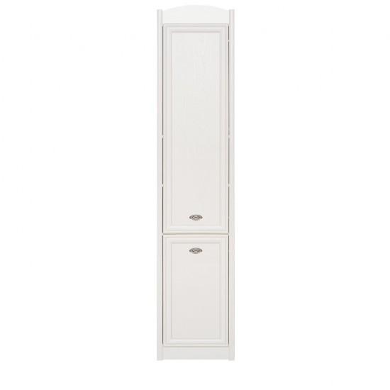 Шкаф Salerno, REG 2D L, белый