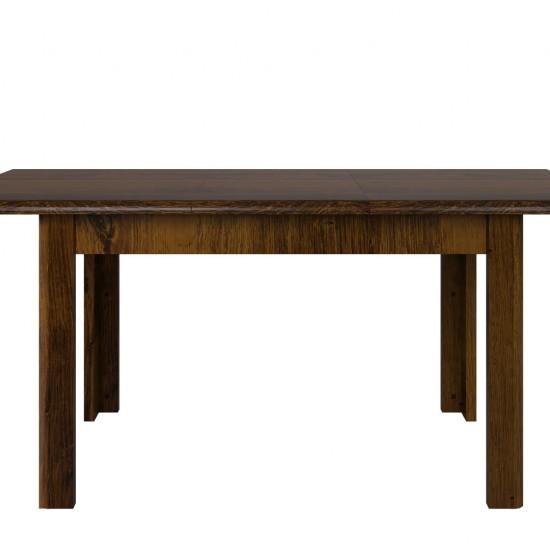 Стол обеденный Indiana STO раскладной, дуб саттер