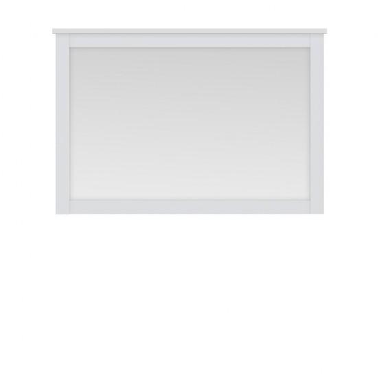 Зеркало Helga LUS/90, белый