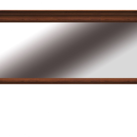 Зеркало Kentaki, lus/155, каштан